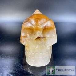 traveler style crystal skull