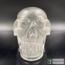 clear quartz crystal skull walmere